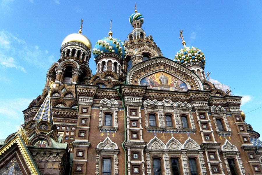 Things to see and do in st petersburg Russia