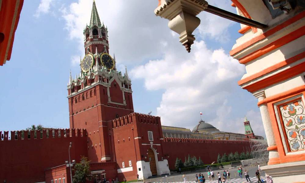 Excursion to the Moscow Kremlin and Kremlin Cathedrals