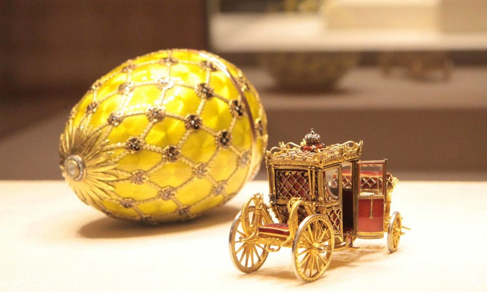 Yusupov's Palace and Faberge Museum