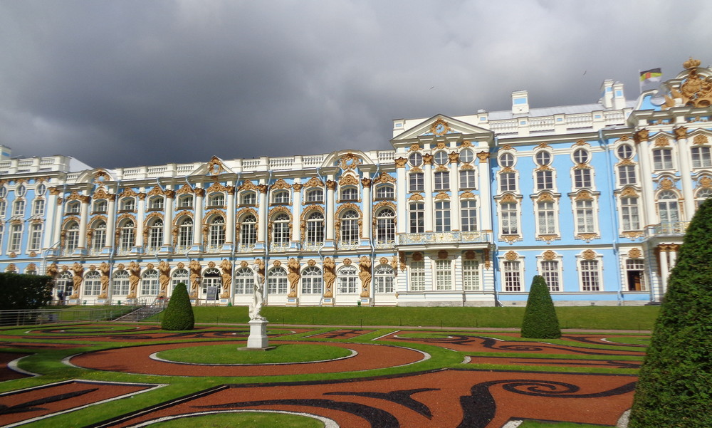 Catherine's Palace (Saint-Petersburg)