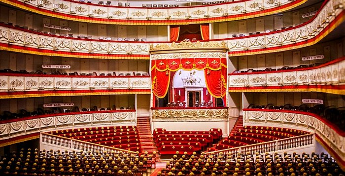 The Aleksandrinskiy theatre