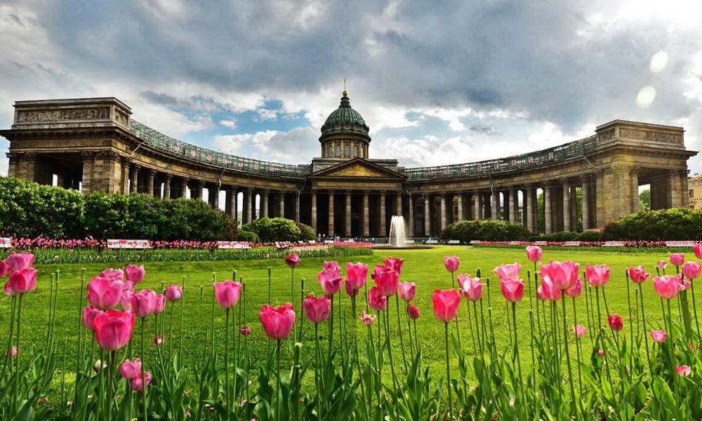 St. Petersburg city tour